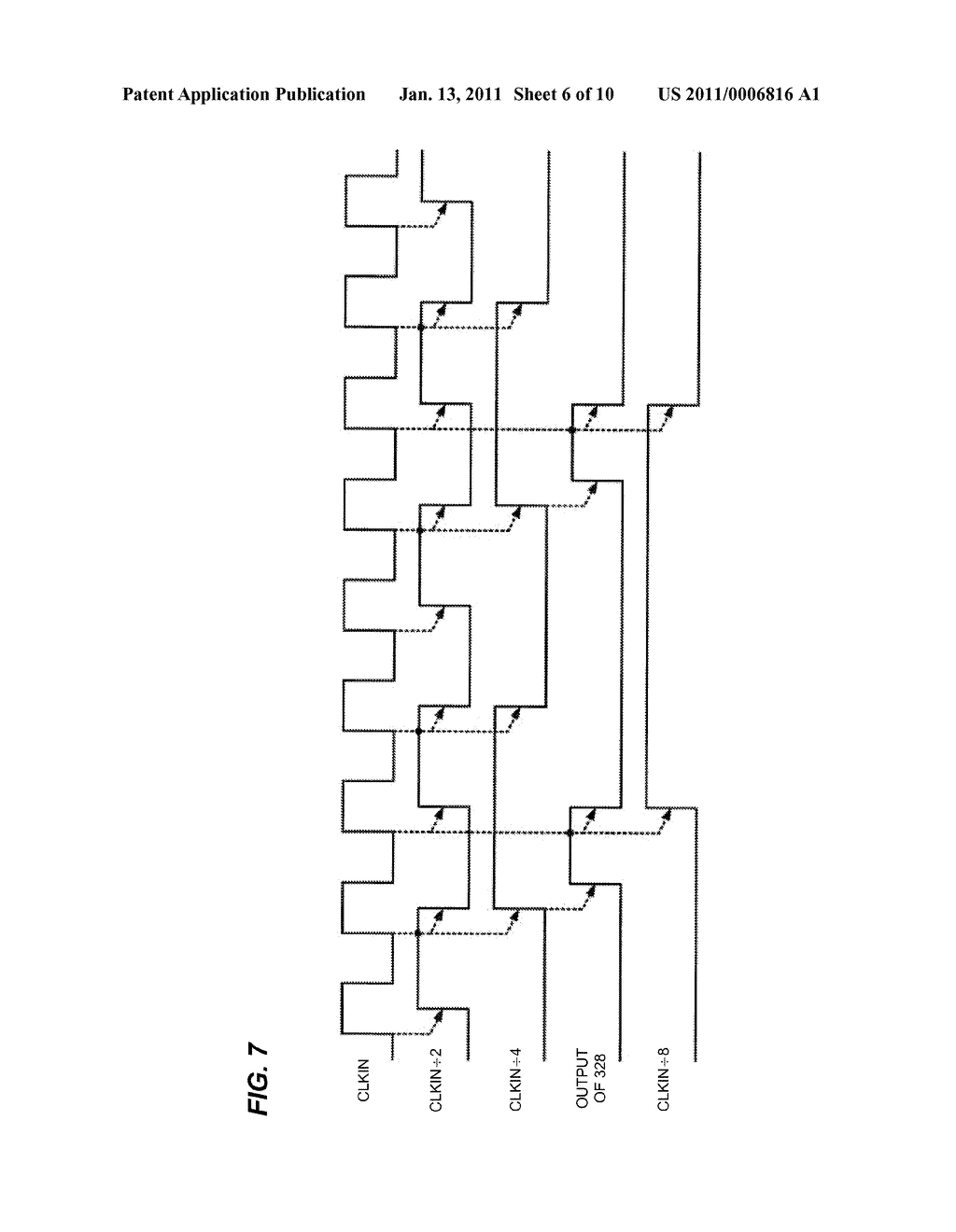 Method and Apparatus for Generating Frequency Divided Signals - diagram, schematic, and image 07