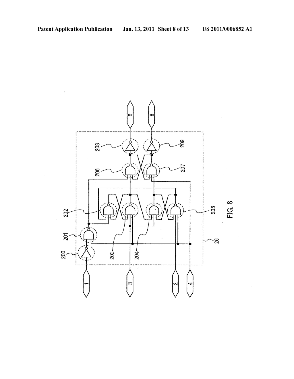 PLL CIRCUIT AND SEMICONDUCTOR DEVICE HAVING THE SAME - diagram, schematic, and image 09