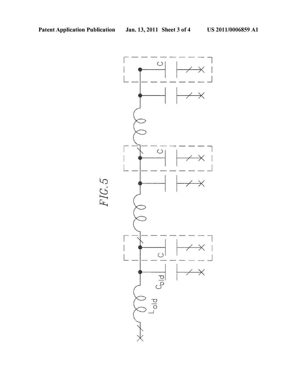 TUNABLE COMPACT TIME DELAY CIRCUIT ASSEMBLY - diagram, schematic, and image 04