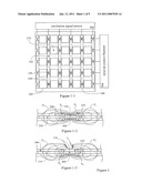 ULTRATHIN MUTUAL CAPACITANCE TOUCH SCREEN AND COMBINED ULTRATHIN TOUCH SCREEN diagram and image