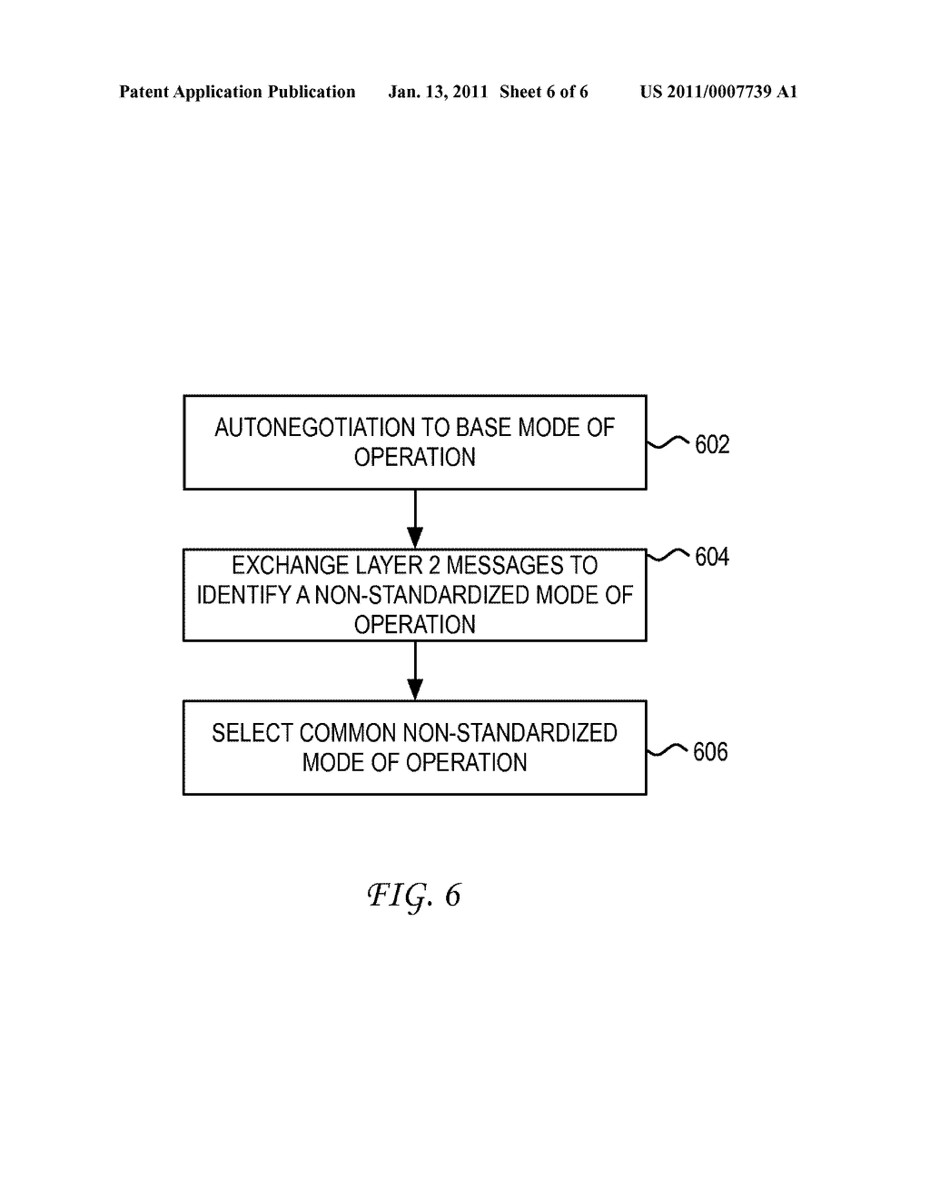 System and Method for Enhanced Physical Layer Device Autonegotiation - diagram, schematic, and image 07