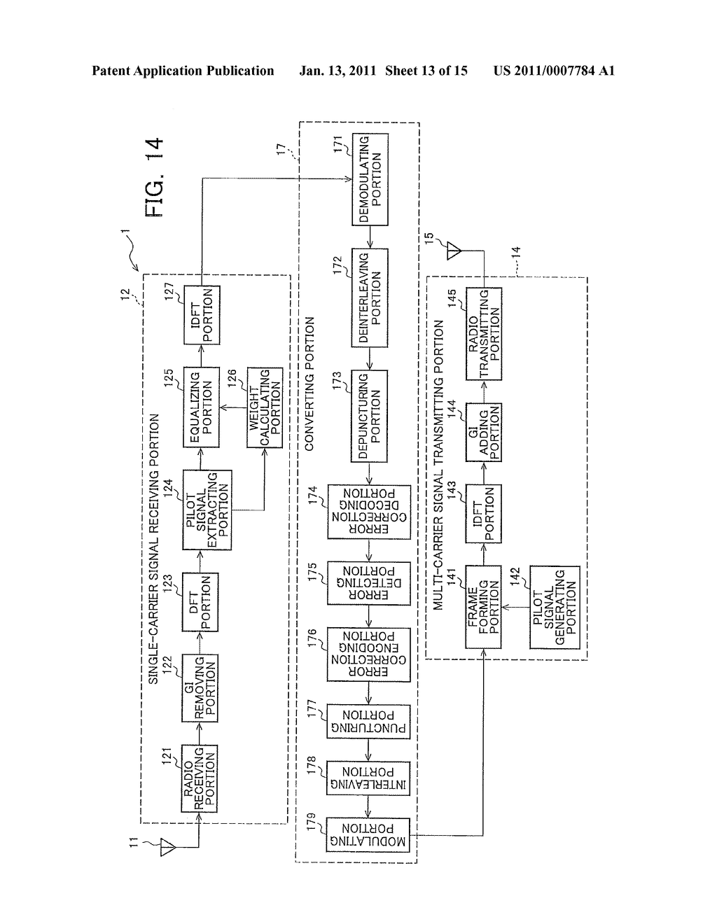 RELAY DEVICE, COMMUNICATION SYSTEM, AND COMMUNICATION METHOD - diagram, schematic, and image 14