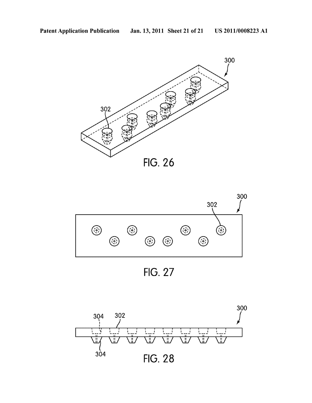 FLUID INTERFACE CARTRIDGE FOR A MICROFLUIDIC CHIP - diagram, schematic, and image 22