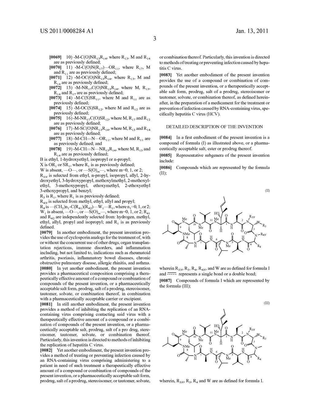 NOVEL CLYCLOSPORIN ANALOGUES - diagram, schematic, and image 04