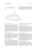 NOVEL CYCLOSPORIN ANALOGUES diagram and image