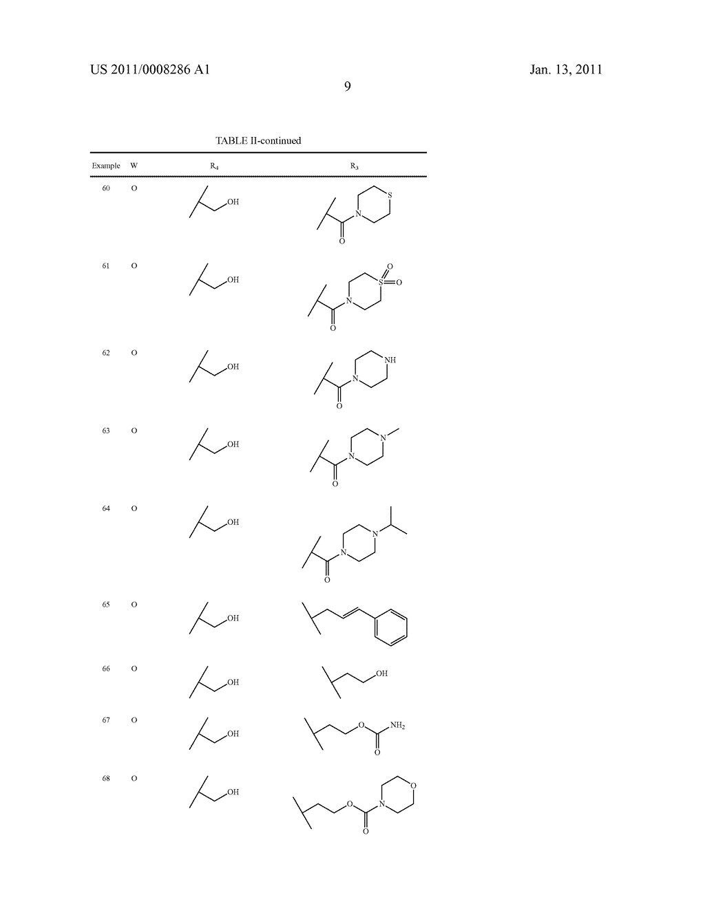 NOVEL PROLINE SUBSTITUTED CYCLOSPORIN ANALOGUES - diagram, schematic, and image 10