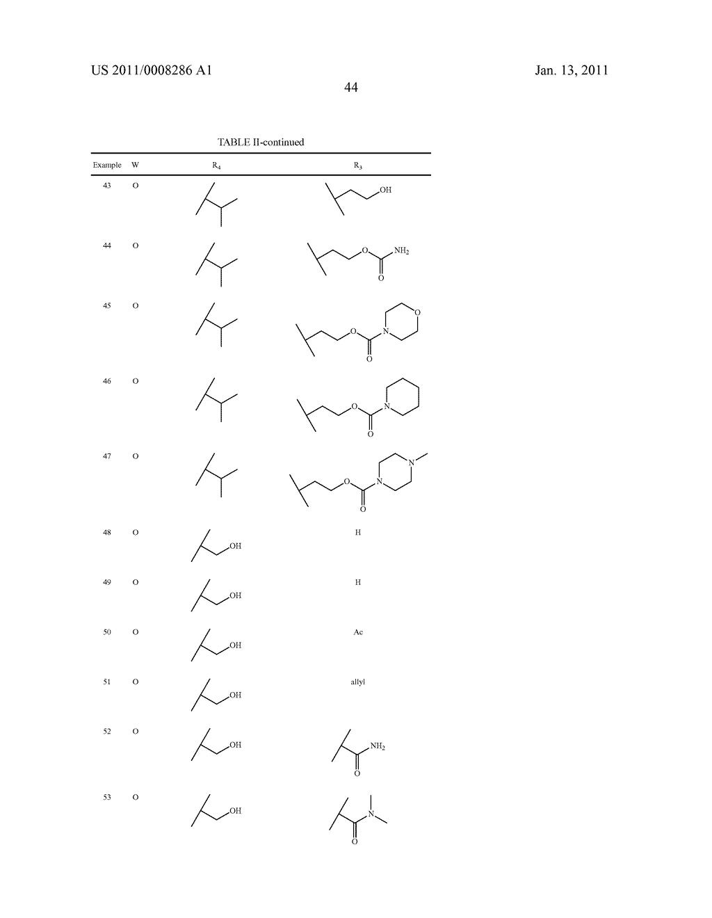 NOVEL PROLINE SUBSTITUTED CYCLOSPORIN ANALOGUES - diagram, schematic, and image 45