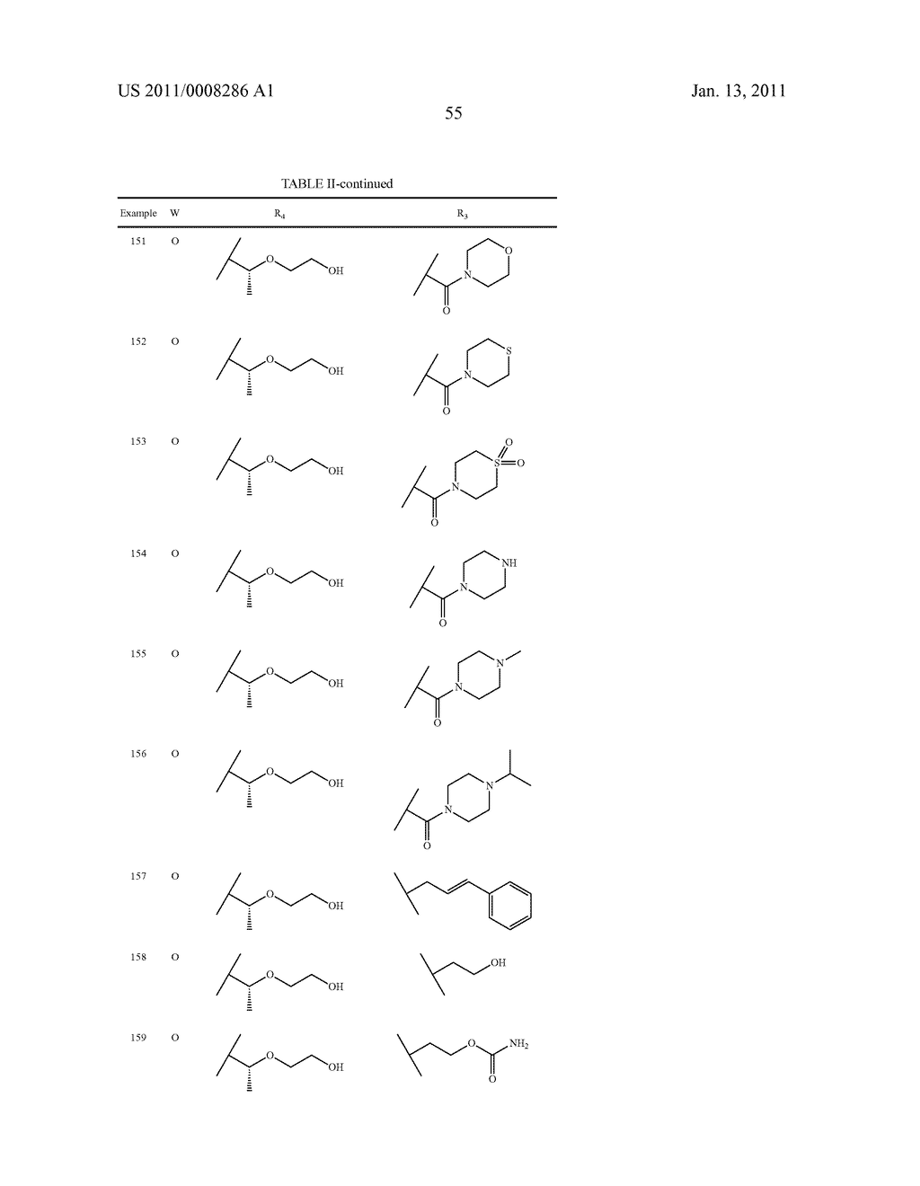 NOVEL PROLINE SUBSTITUTED CYCLOSPORIN ANALOGUES - diagram, schematic, and image 56