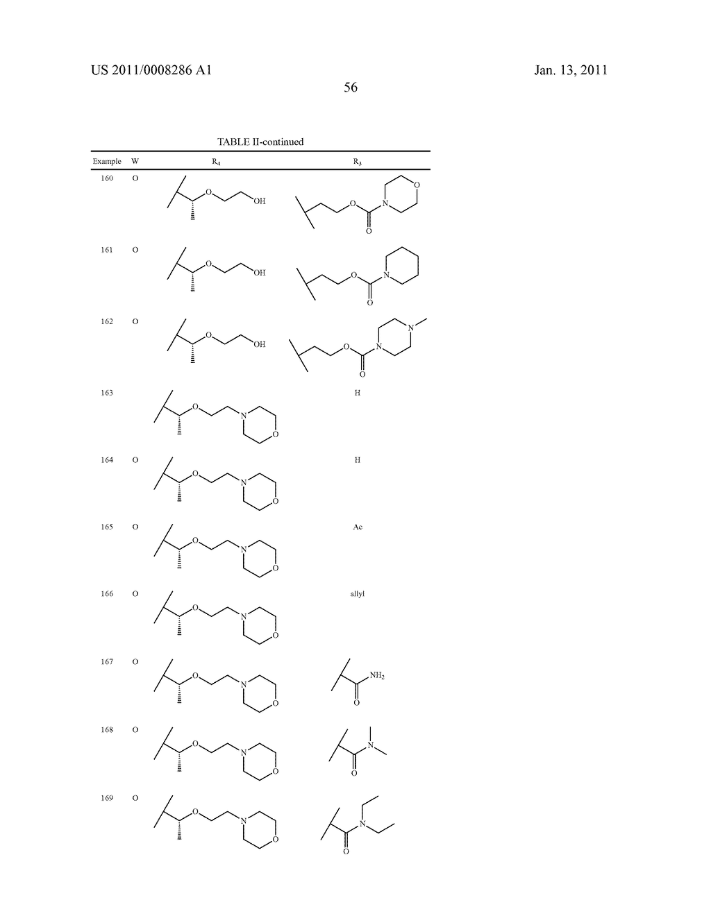 NOVEL PROLINE SUBSTITUTED CYCLOSPORIN ANALOGUES - diagram, schematic, and image 57