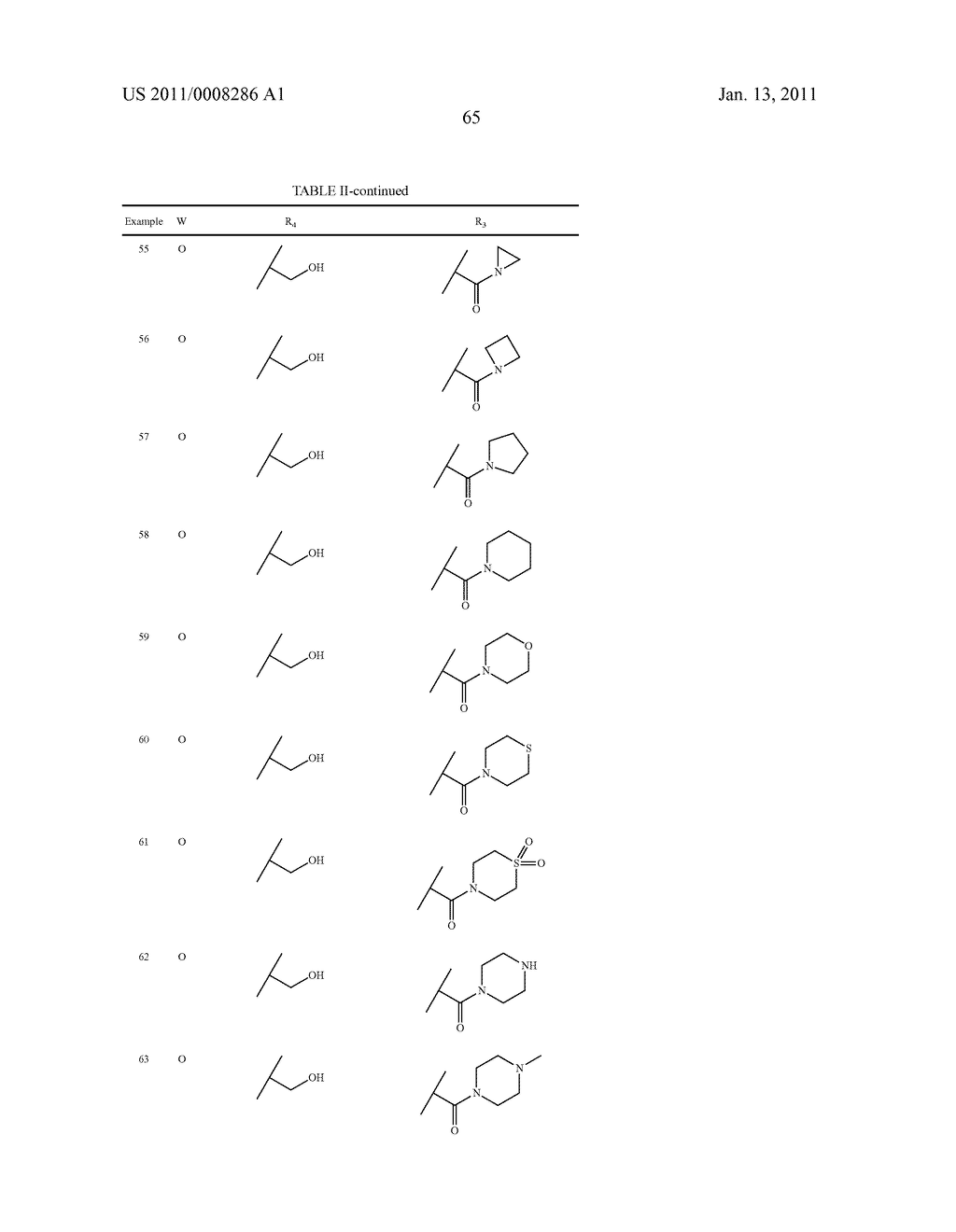 NOVEL PROLINE SUBSTITUTED CYCLOSPORIN ANALOGUES - diagram, schematic, and image 66