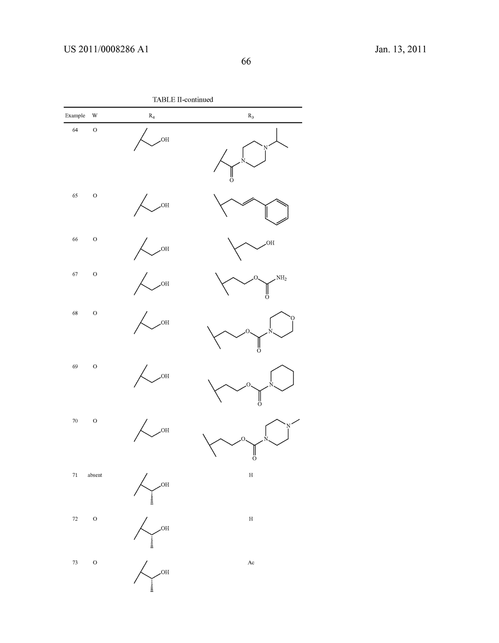 NOVEL PROLINE SUBSTITUTED CYCLOSPORIN ANALOGUES - diagram, schematic, and image 67