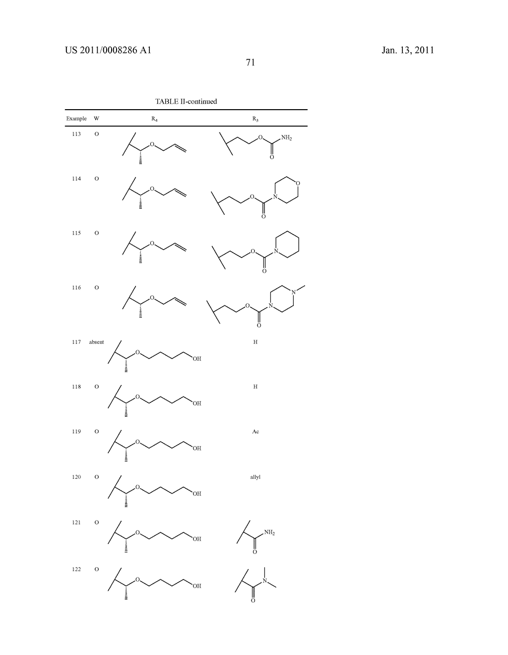 NOVEL PROLINE SUBSTITUTED CYCLOSPORIN ANALOGUES - diagram, schematic, and image 72