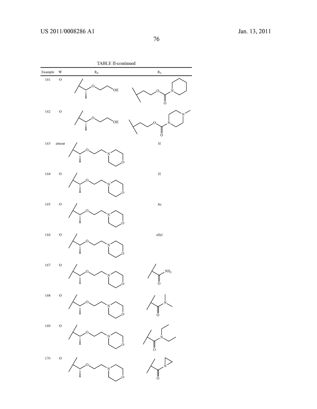 NOVEL PROLINE SUBSTITUTED CYCLOSPORIN ANALOGUES - diagram, schematic, and image 77