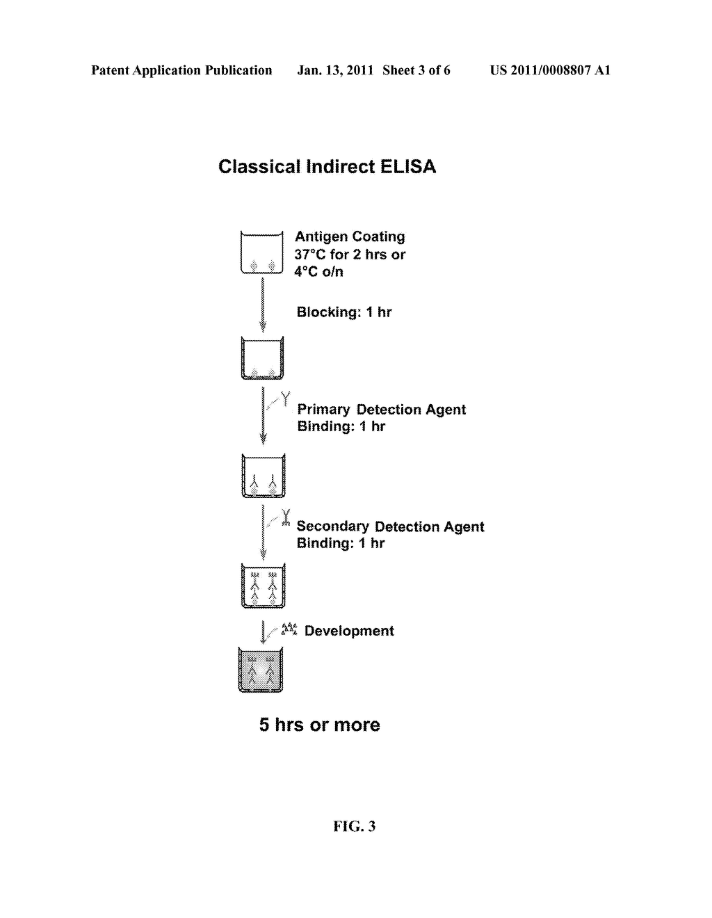 Composition Related to Rapid ELISA Process - diagram, schematic, and image 04