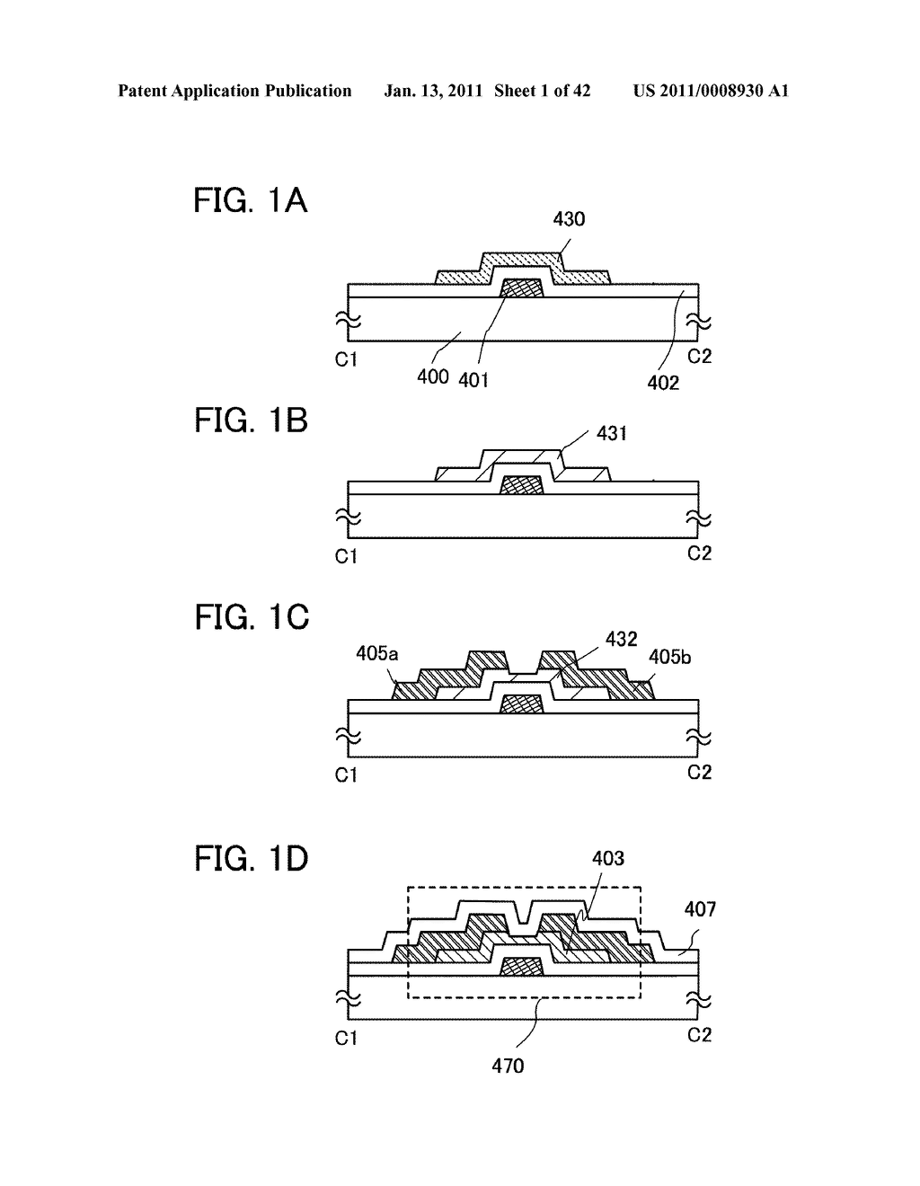 METHOD FOR MANUFACTURING SEMICONDUCTOR DEVICE - diagram, schematic, and image 02