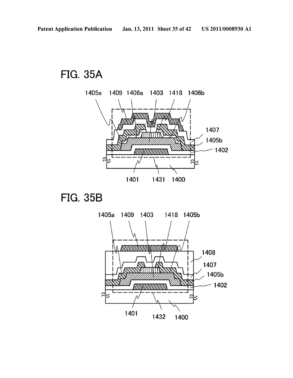 METHOD FOR MANUFACTURING SEMICONDUCTOR DEVICE - diagram, schematic, and image 36