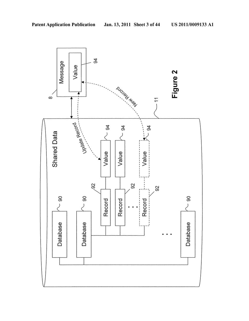 System and Method for Managing Items in a List Shared by a Group of Mobile Devices - diagram, schematic, and image 04