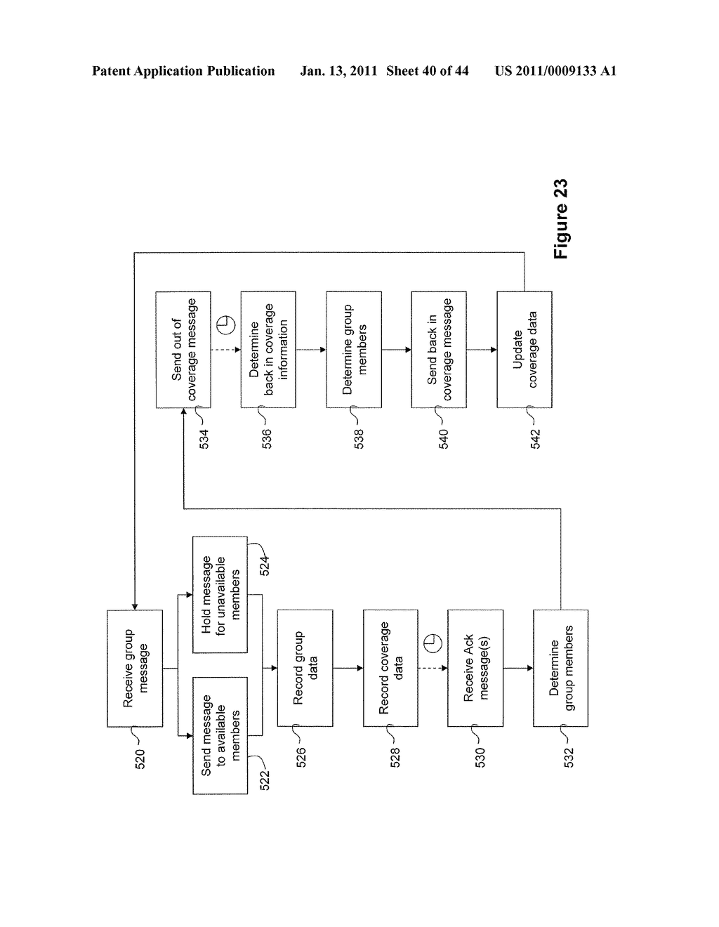 System and Method for Managing Items in a List Shared by a Group of Mobile Devices - diagram, schematic, and image 41