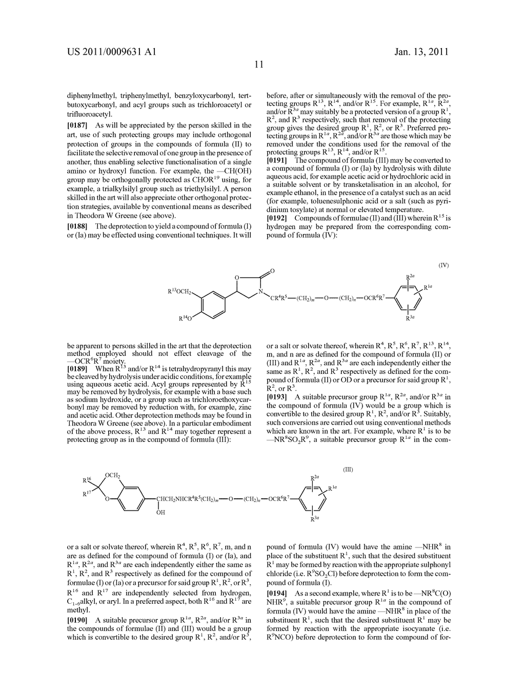 Phenethanolamine Derivatives for Treatment of Respiratory Diseases - diagram, schematic, and image 14