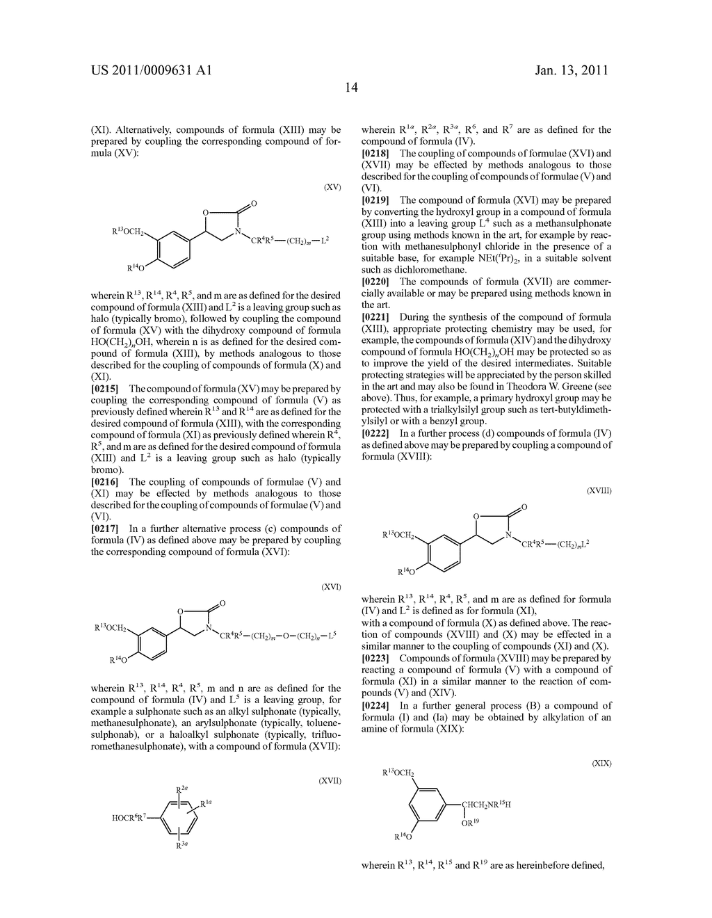 Phenethanolamine Derivatives for Treatment of Respiratory Diseases - diagram, schematic, and image 17