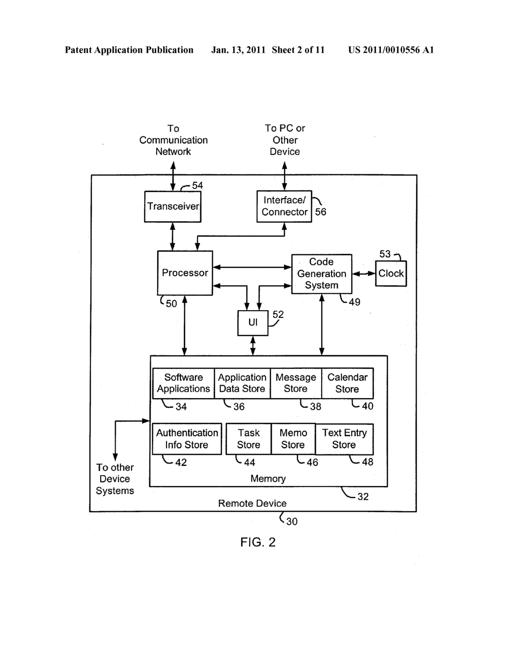 System and Method of Secure Authentication Information Distribution - diagram, schematic, and image 03