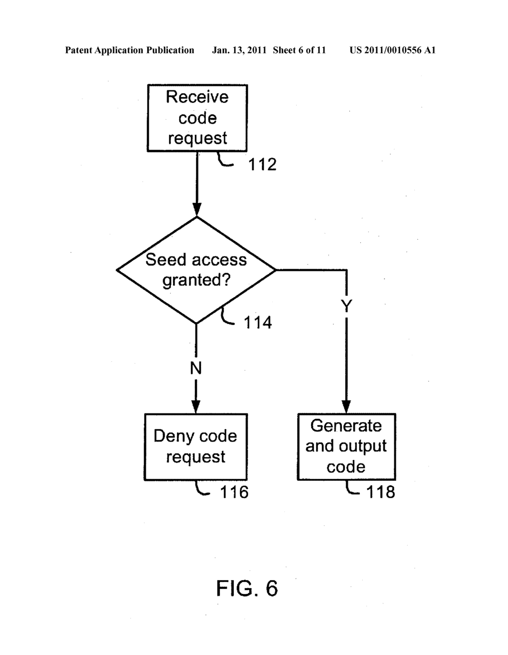 System and Method of Secure Authentication Information Distribution - diagram, schematic, and image 07