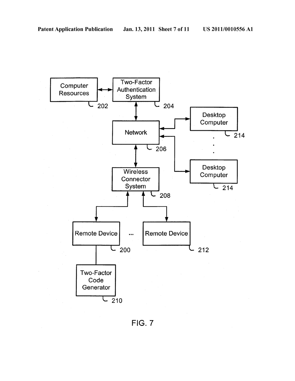System and Method of Secure Authentication Information Distribution - diagram, schematic, and image 08