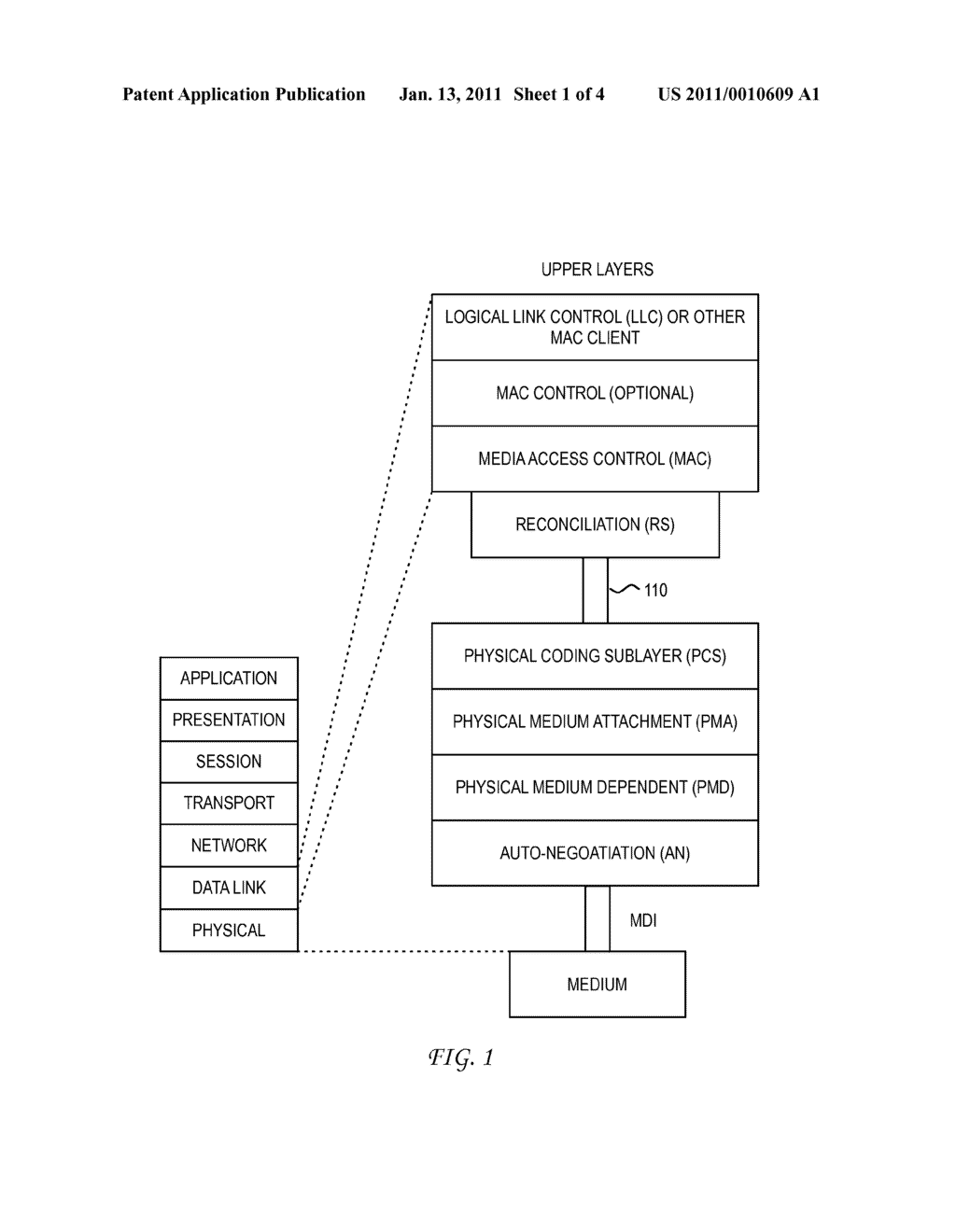 System and Method for Achieving Higher Data Rates in Physical Layer Devices - diagram, schematic, and image 02