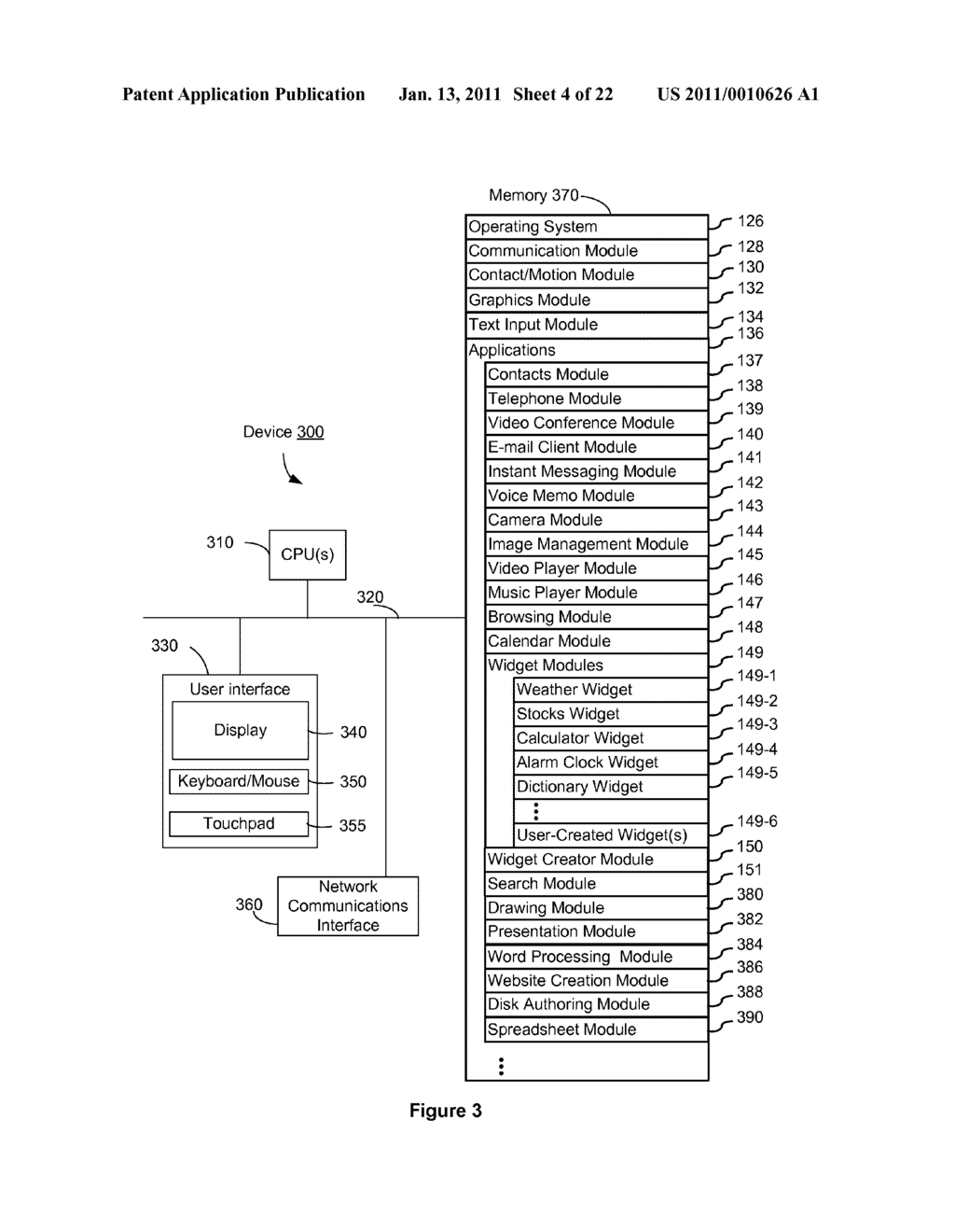 Device and Method for Adjusting a Playback Control with a Finger Gesture - diagram, schematic, and image 05