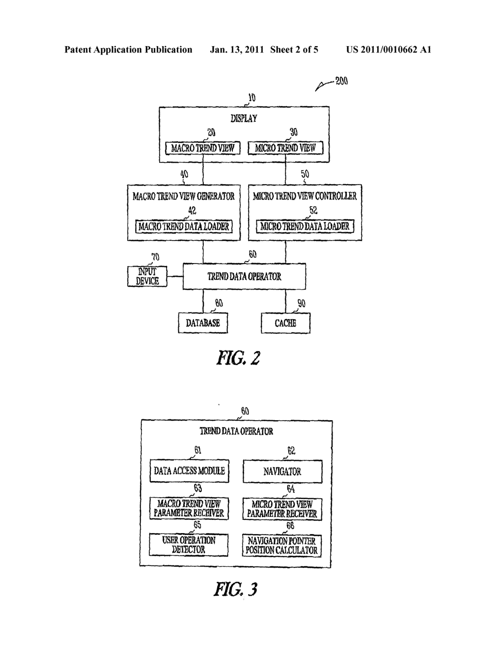 SYSTEM AND METHOD FOR VISUALIZING TREND DATA - diagram, schematic, and image 03