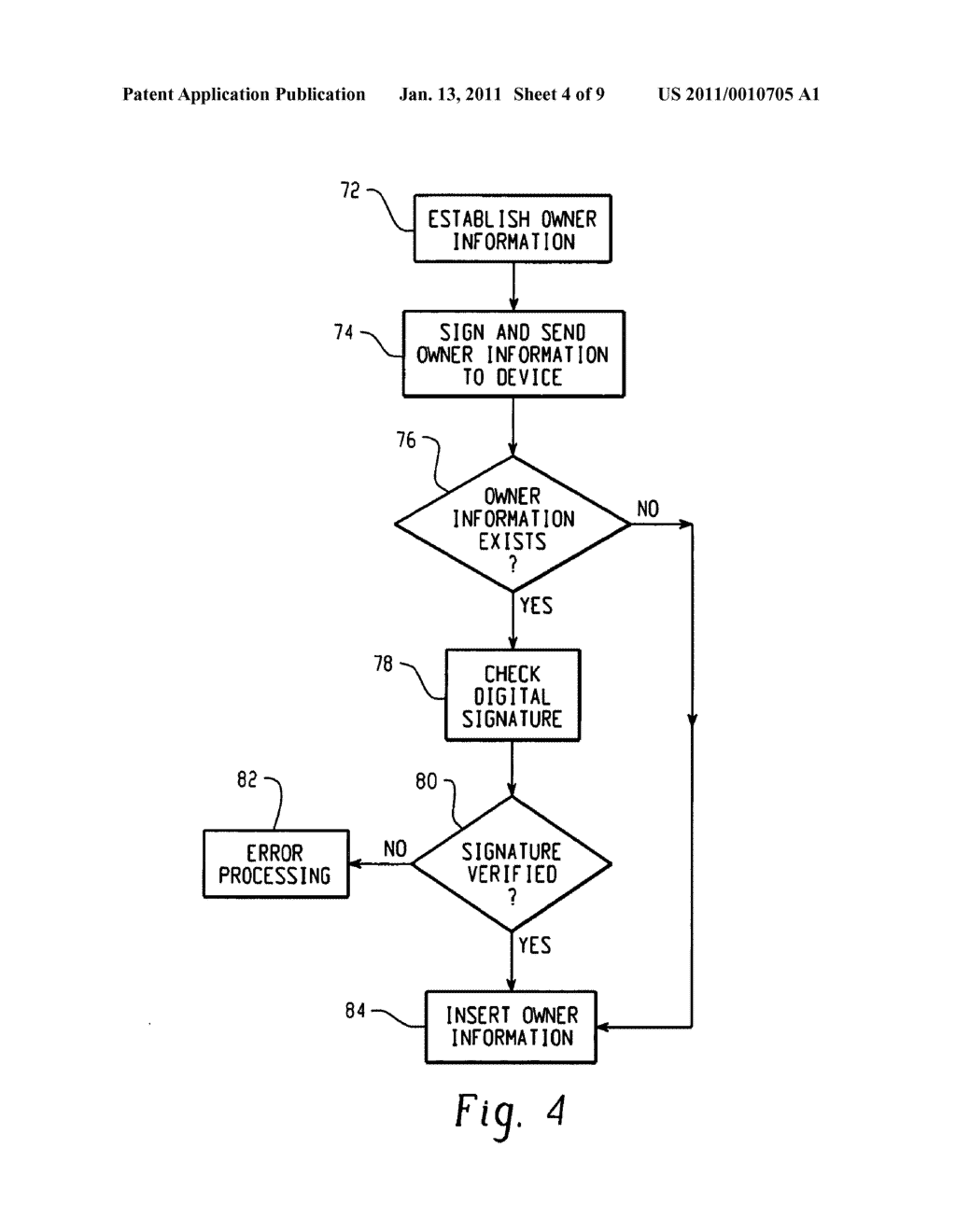 System and Method of Owner Application Control of Electronic Devices - diagram, schematic, and image 05