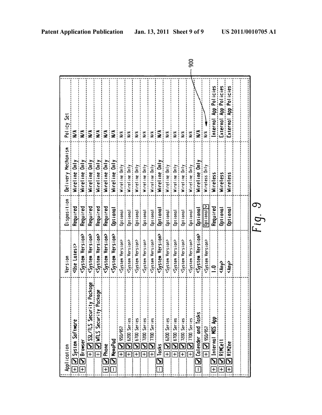 System and Method of Owner Application Control of Electronic Devices - diagram, schematic, and image 10
