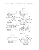 Cable-Concealing Fittings and Fitting System for Watercraft diagram and image