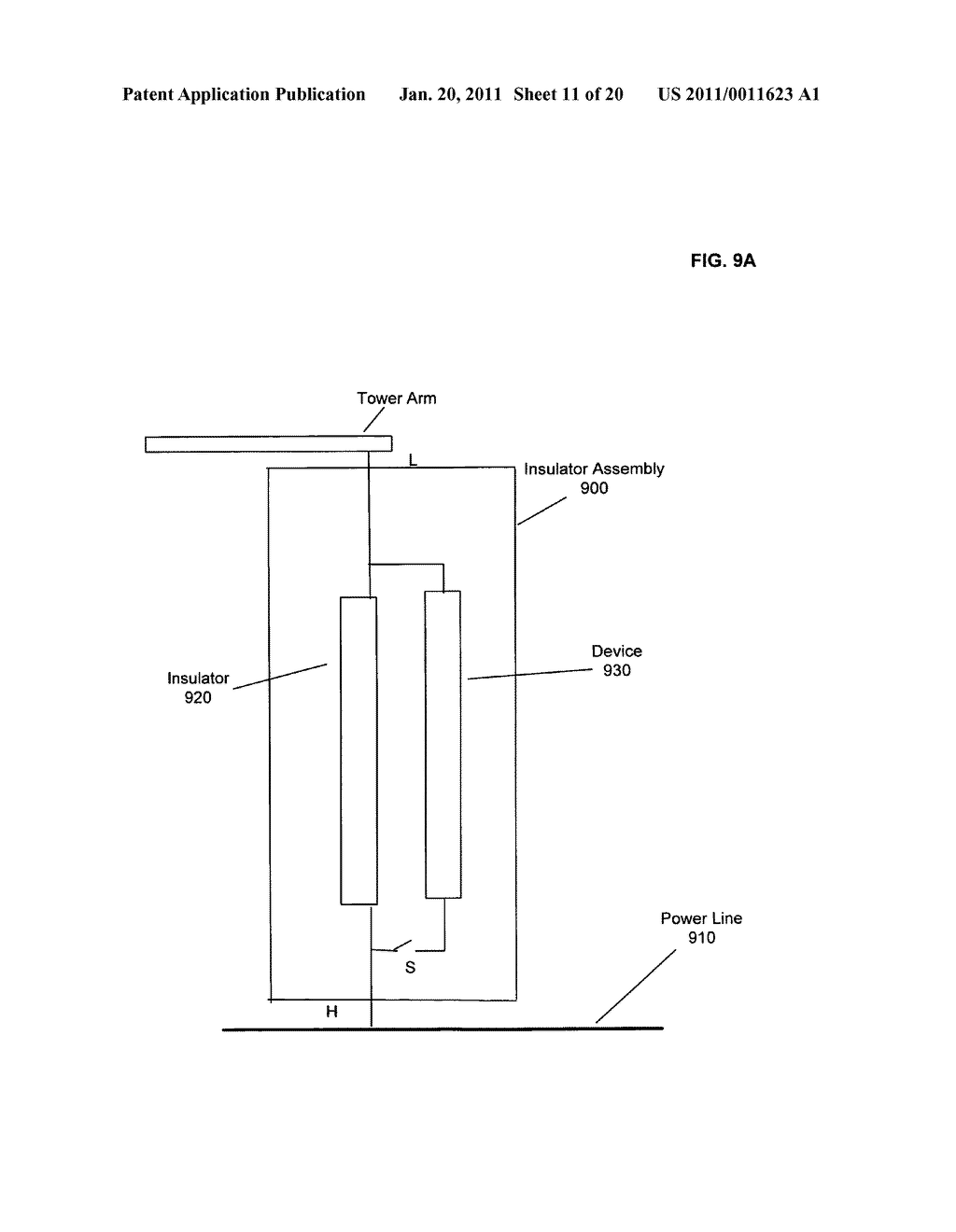 Smart link coupled to power line - diagram, schematic, and image 12
