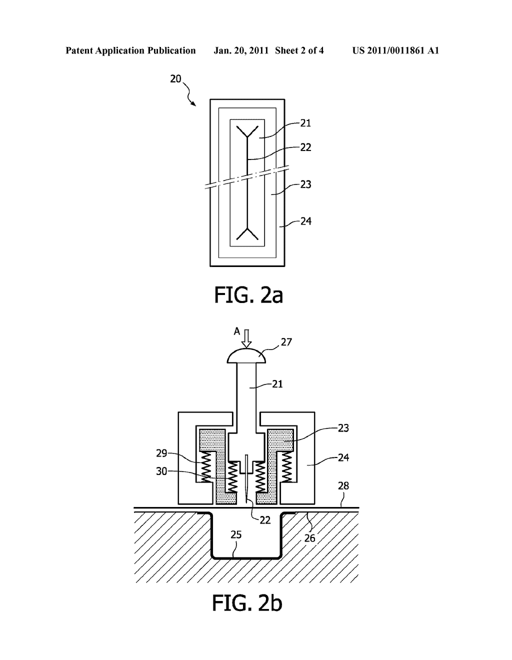 Method, Device, Material Layer and Kit of Parts for Sealing a Drain - diagram, schematic, and image 03