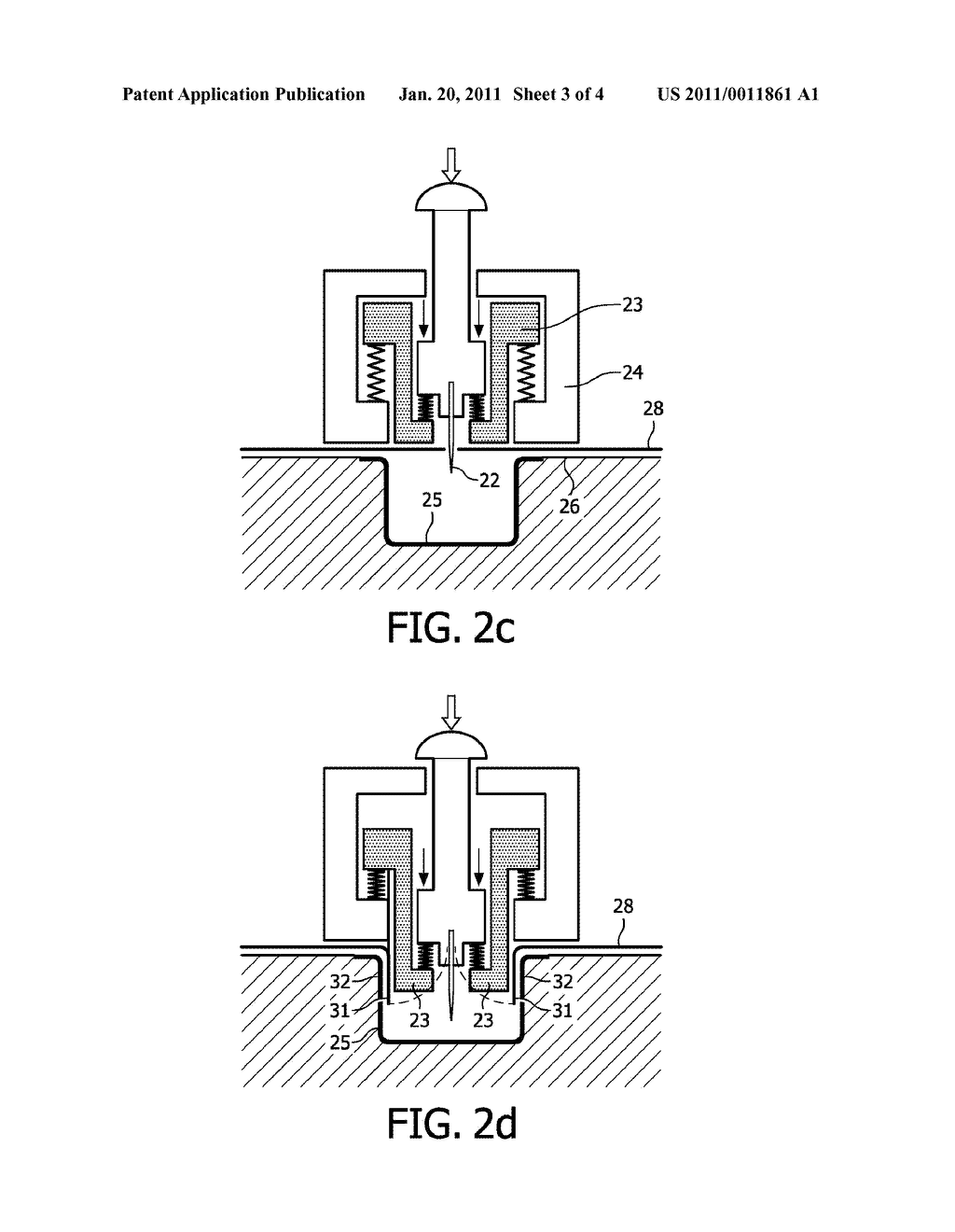 Method, Device, Material Layer and Kit of Parts for Sealing a Drain - diagram, schematic, and image 04