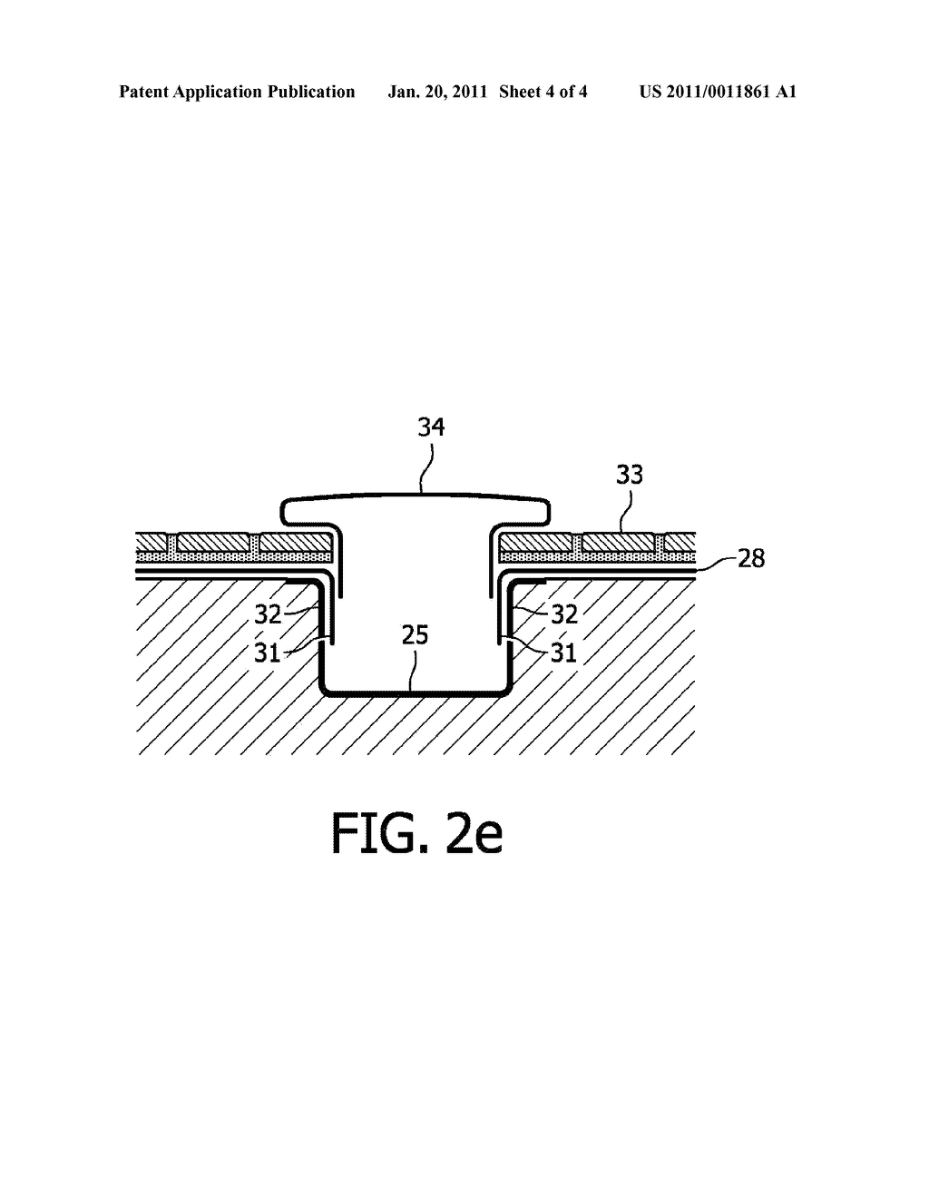 Method, Device, Material Layer and Kit of Parts for Sealing a Drain - diagram, schematic, and image 05