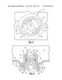 Plastic pan and drain plug assembly diagram and image