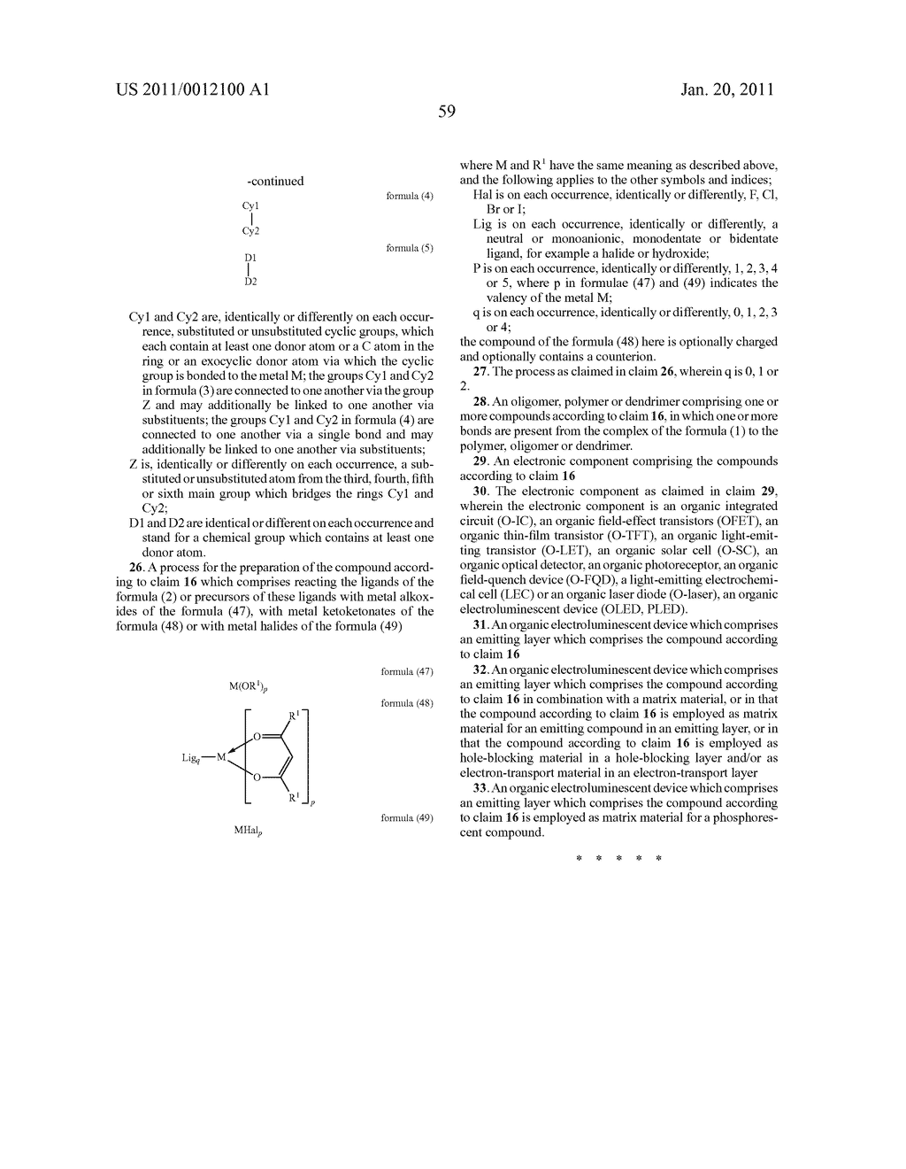 METAL COMPLEXES - diagram, schematic, and image 60