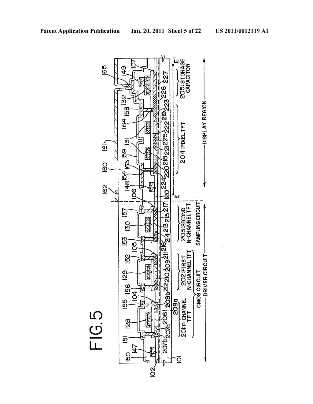 Semiconductor Device and Method for Fabricating the Same - diagram, schematic, and image 06