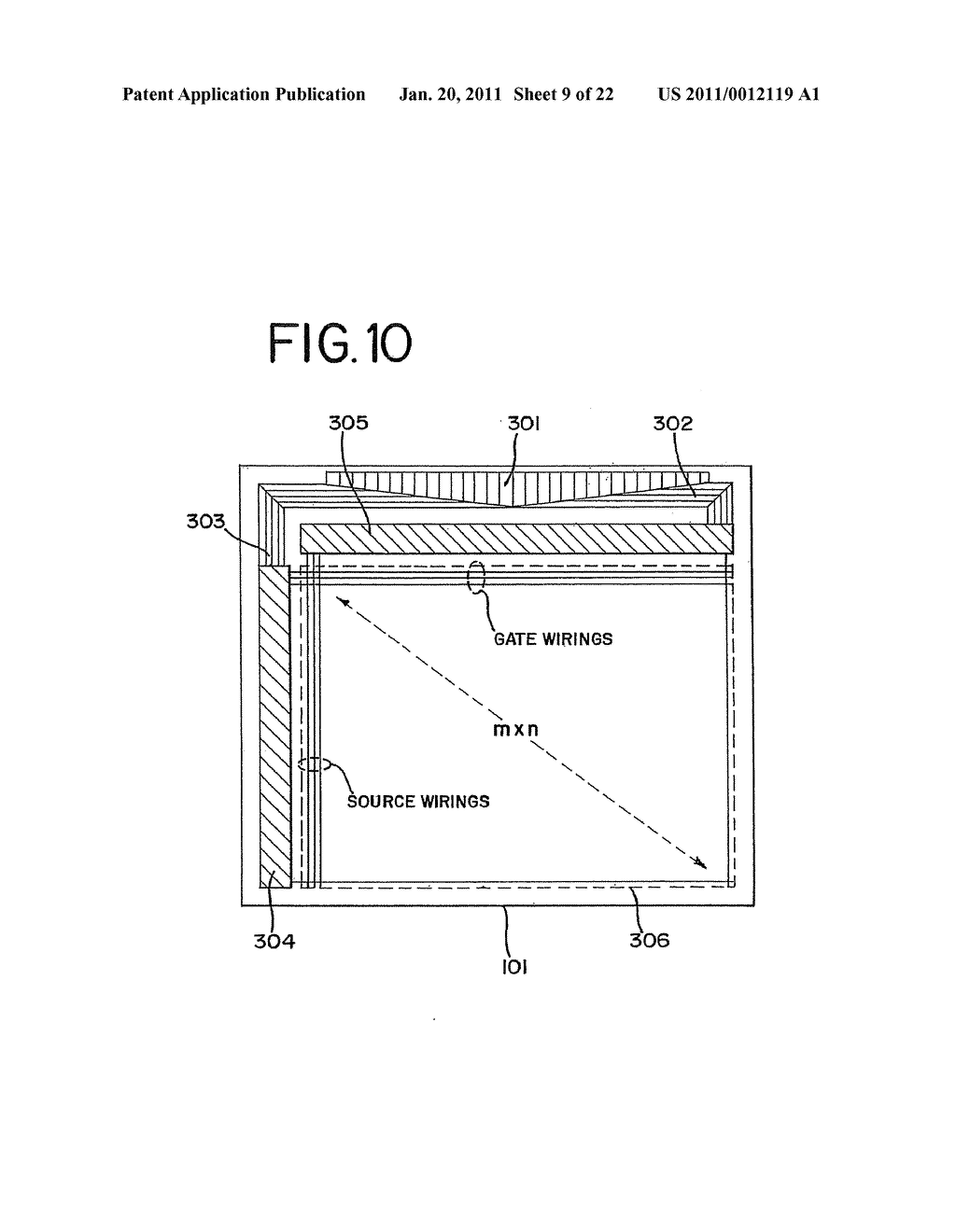 Semiconductor Device and Method for Fabricating the Same - diagram, schematic, and image 10
