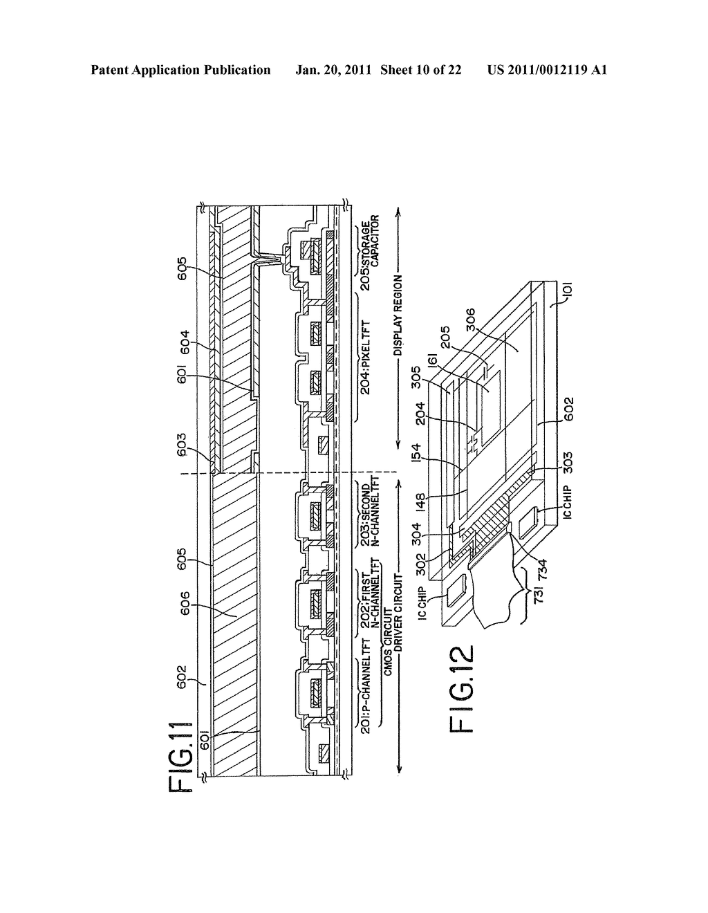 Semiconductor Device and Method for Fabricating the Same - diagram, schematic, and image 11