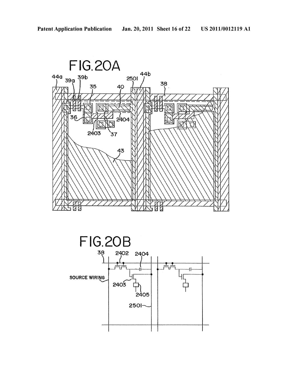 Semiconductor Device and Method for Fabricating the Same - diagram, schematic, and image 17