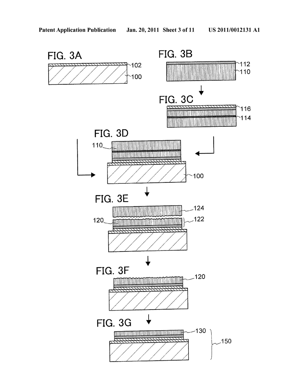 METHOD FOR MANUFACTURING SEMICONDUCTOR SUBSTRATE, AND SEMICONDUCTOR DEVICE - diagram, schematic, and image 04