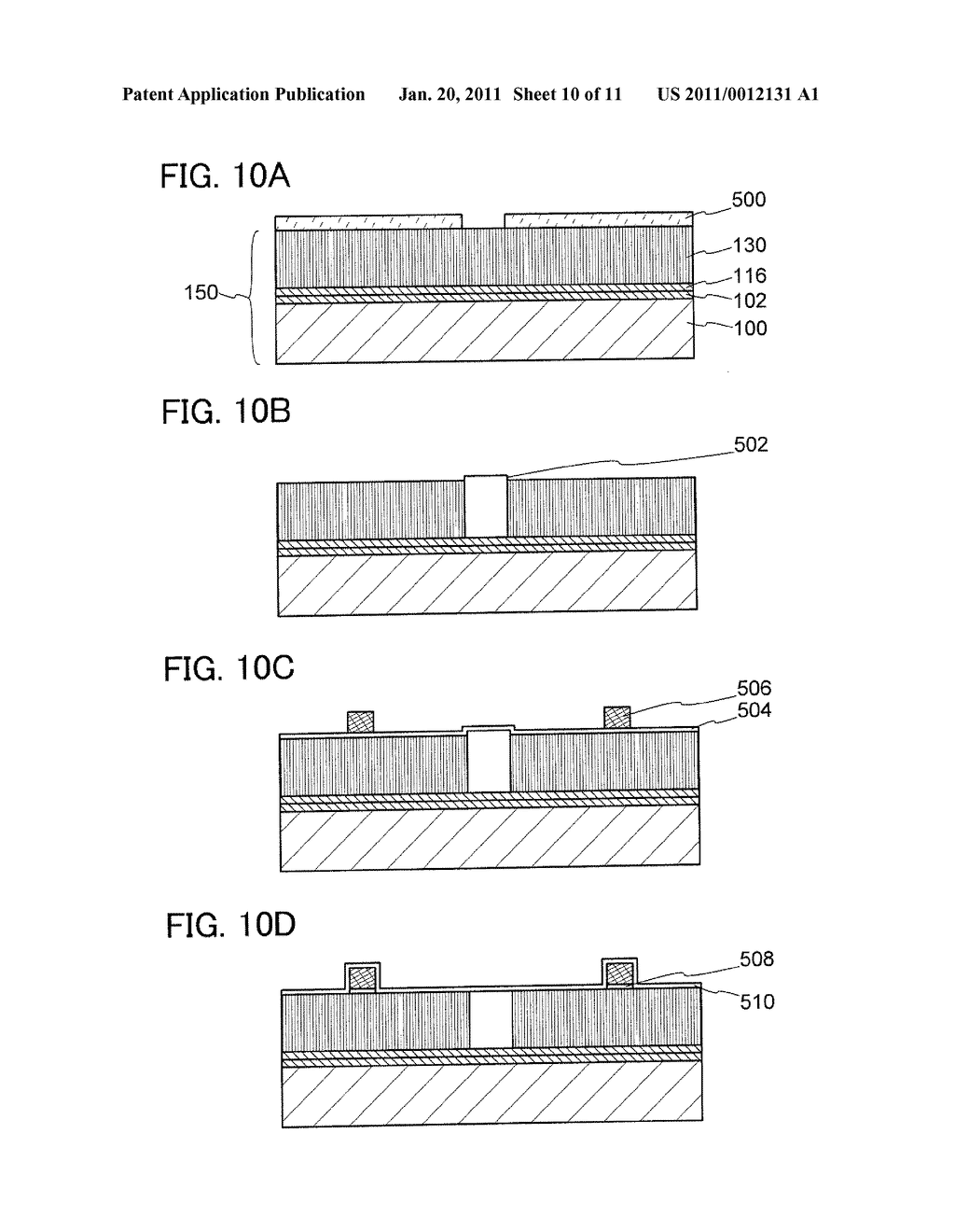 METHOD FOR MANUFACTURING SEMICONDUCTOR SUBSTRATE, AND SEMICONDUCTOR DEVICE - diagram, schematic, and image 11