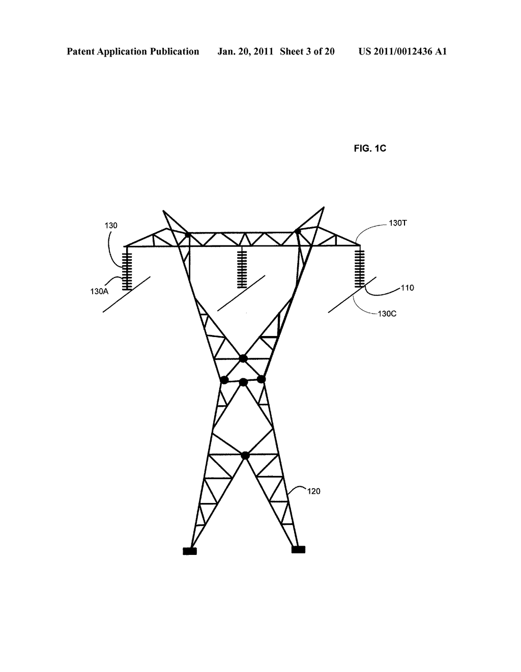 Systems and methods for assessing standoff capabilities of in-service power line insulators - diagram, schematic, and image 04