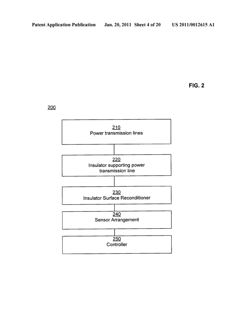Systems and methods for assessing standoff capabilities of in-sevice power line insulators - diagram, schematic, and image 05