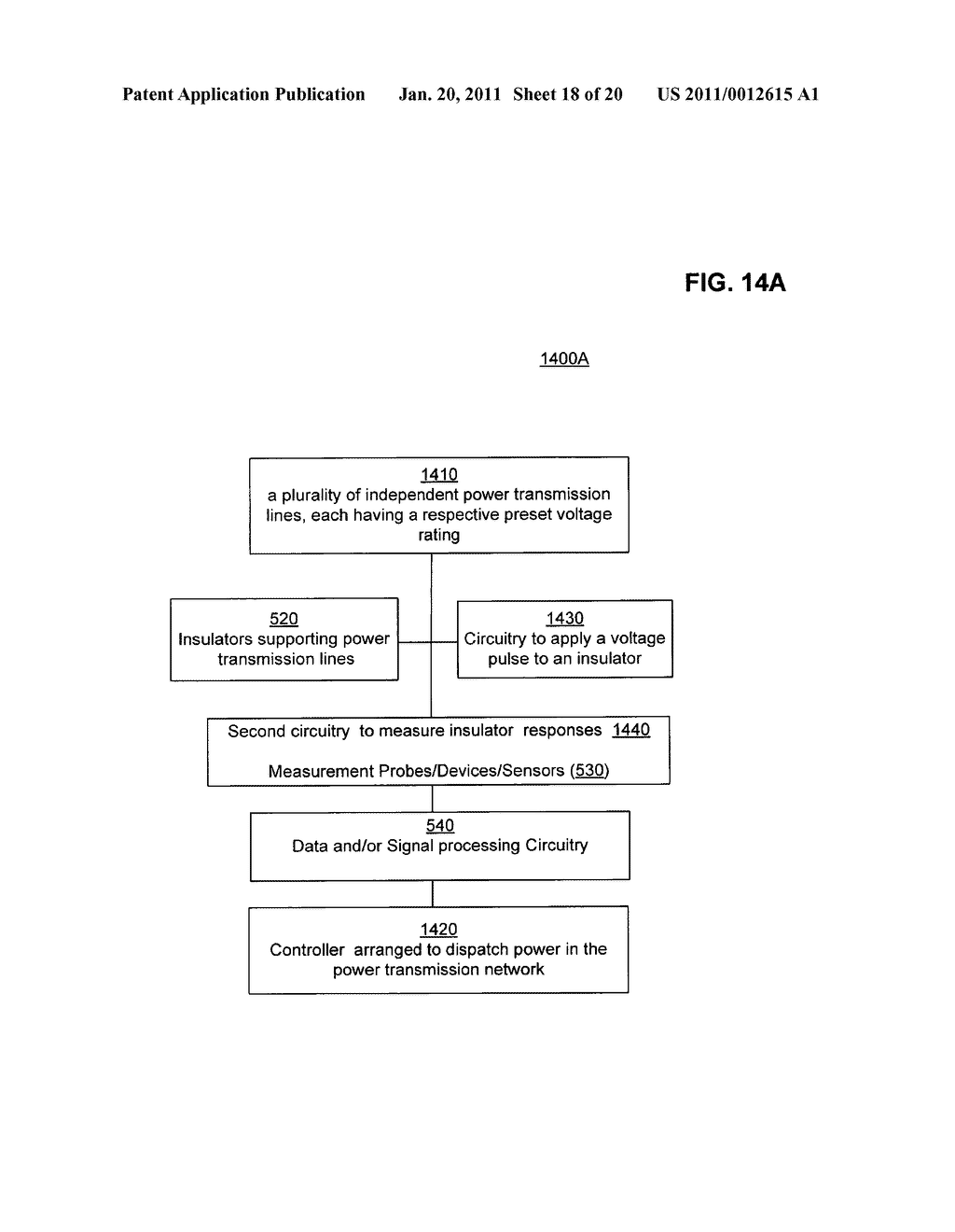 Systems and methods for assessing standoff capabilities of in-sevice power line insulators - diagram, schematic, and image 19