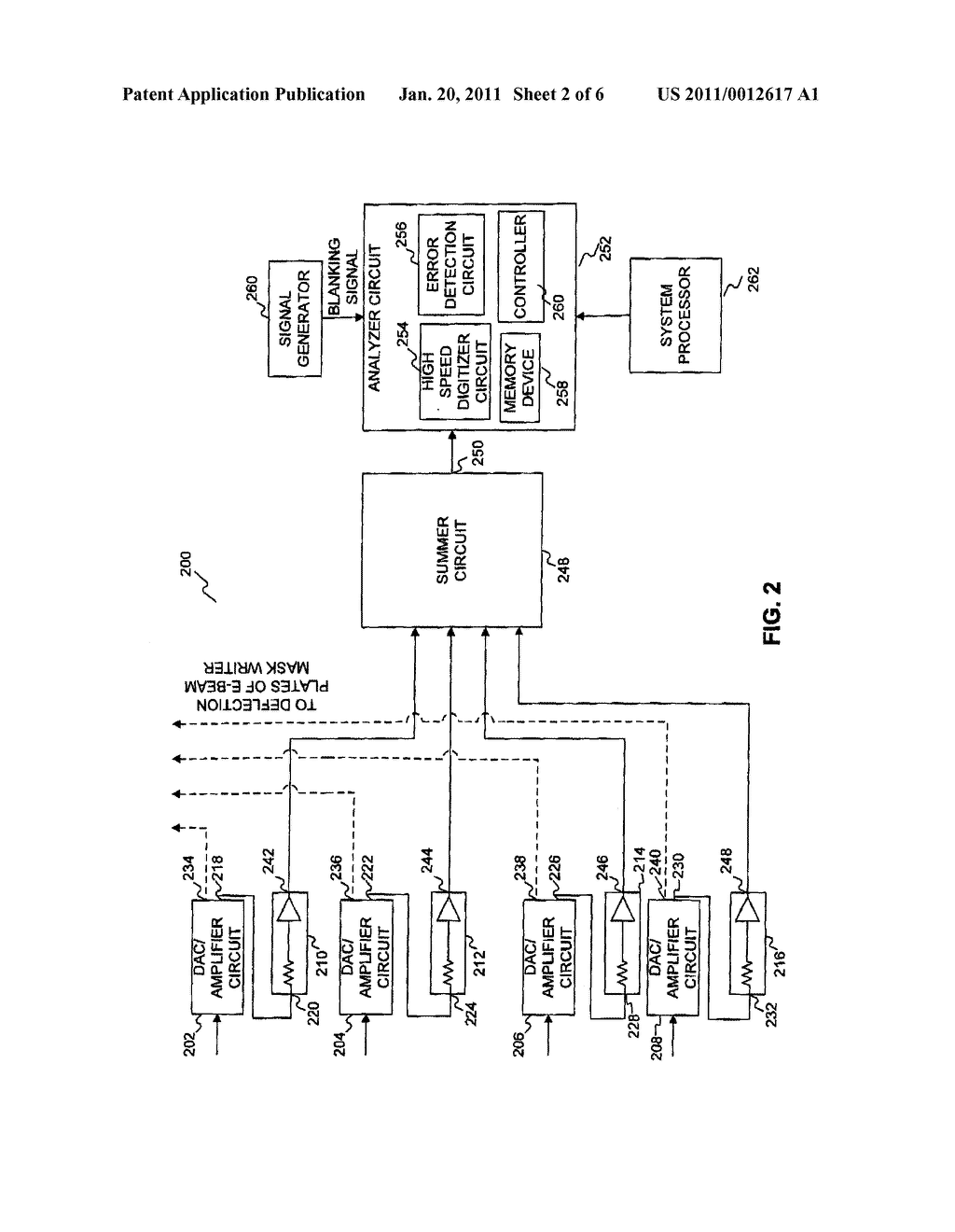 METHODS AND SYSTEMS FOR TESTING DIGITAL-TO-ANALOG CONVERTER/AMPLIFIER CIRCUITS - diagram, schematic, and image 03