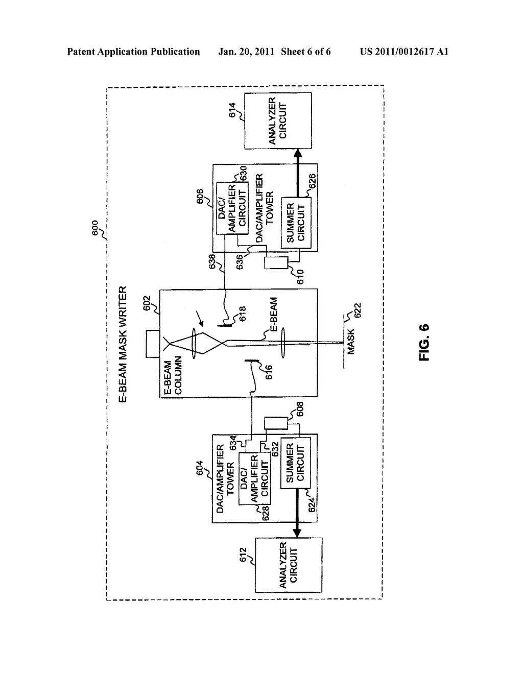 METHODS AND SYSTEMS FOR TESTING DIGITAL-TO-ANALOG CONVERTER/AMPLIFIER CIRCUITS - diagram, schematic, and image 07